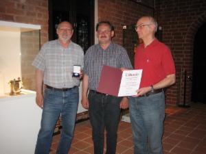 Silberner Romanikpreis für den Förderverein des Prignitz-Museums