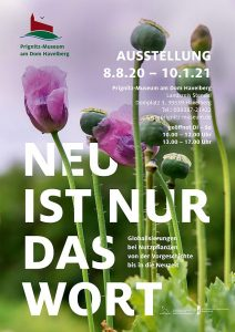 """Sonderausstellung im Prignitz-Museum Havelberg """"Neu ist nur das Wort"""""""