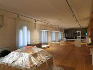 Umbau der Dauerausstellung im Westflügel